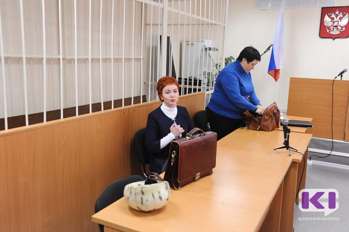Елена Шабаршина добивается исключения допроса Марущака из дела