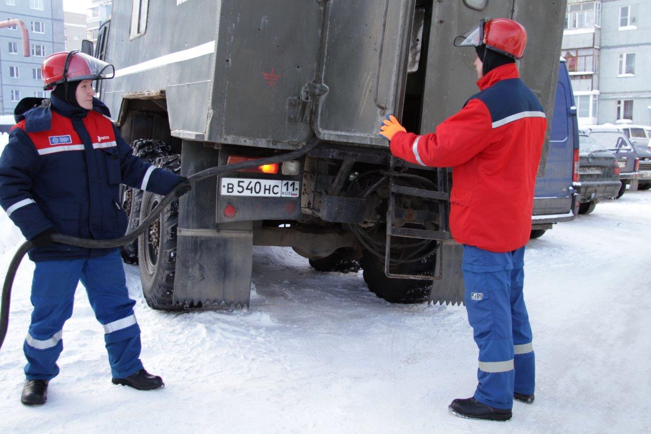 Бригады Комиэнерго оперативно восстановили электроснабжение избирательных участков в Сыктывкаре