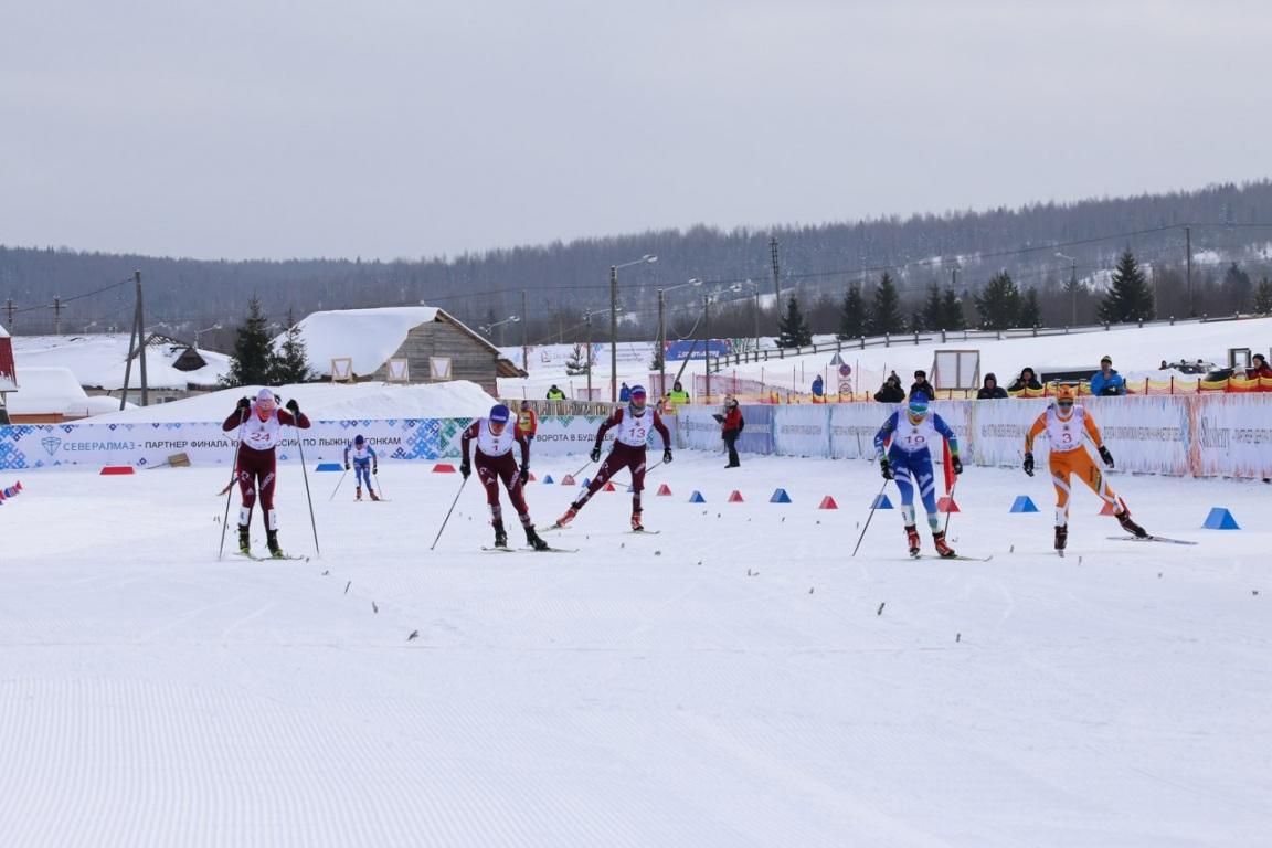 Лыжник из Коми Станислав Волженцев выиграл скиатлон на финале Кубка России