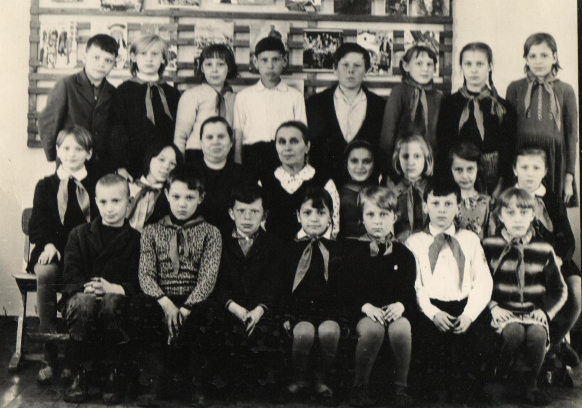 Жителям Княжпогостского района предлагают окунуться в прошлое с помощью старых фотографий