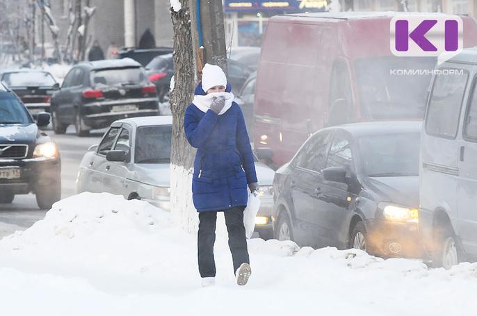 Обморожения рук стали самыми распространенными травмами в аномально холодную неделю в Коми
