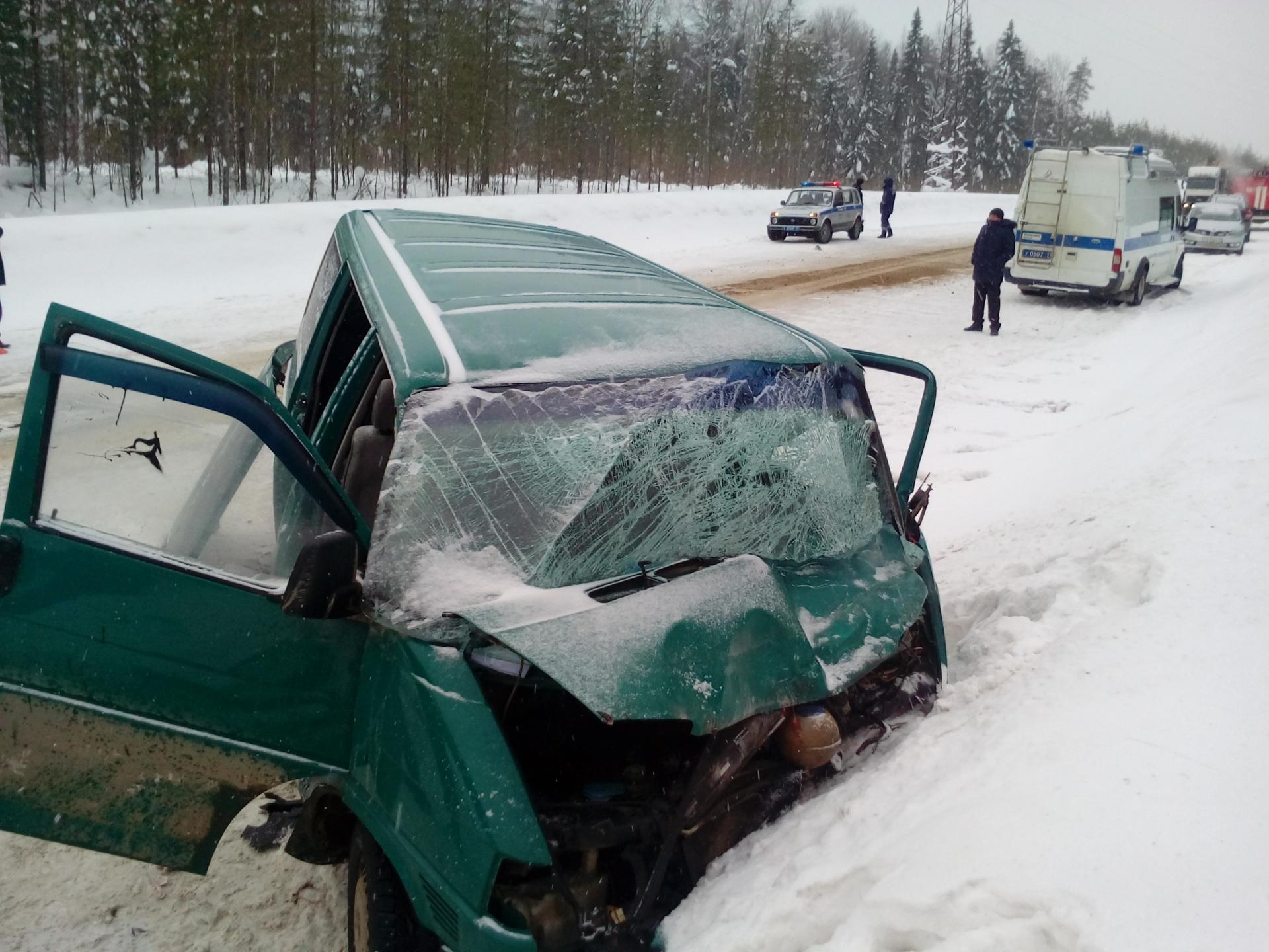 По факту смертельного ДТП в Усть-Куломском районе возбуждено уголовное дело