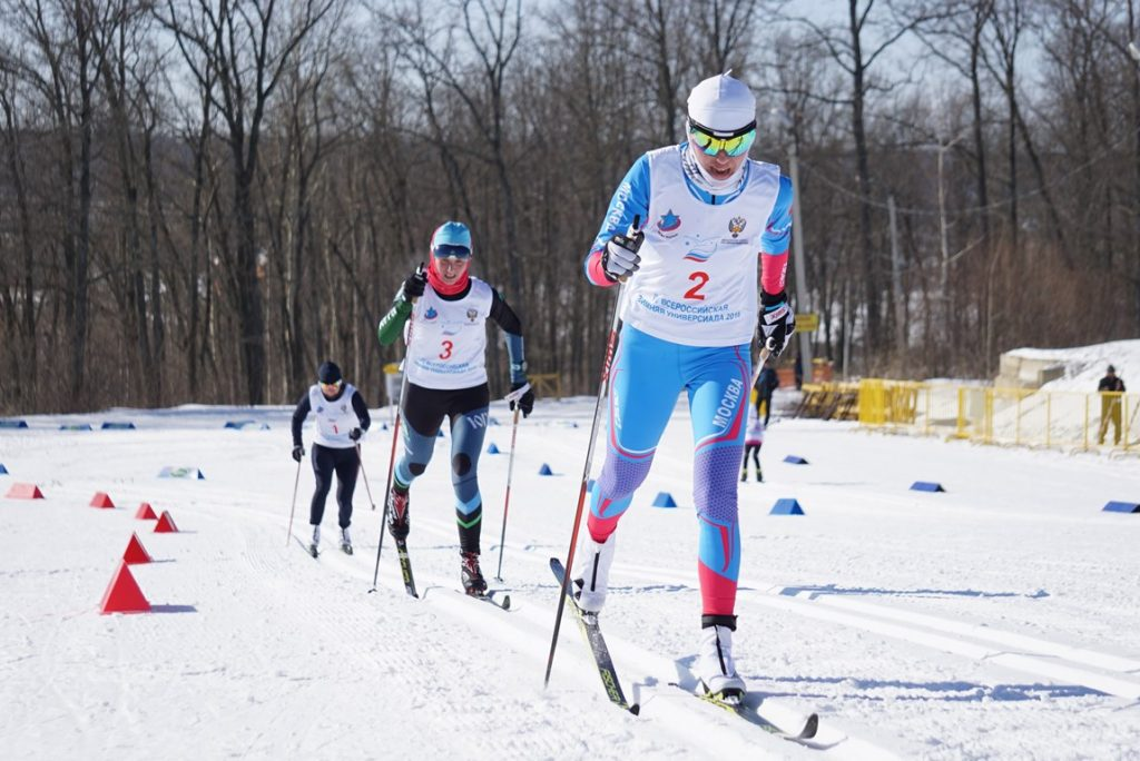 У лыжников Коми вновь