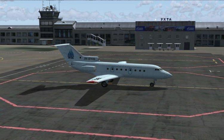 Работникам ухтинского аэропорта проиндексируют зарплату через суд