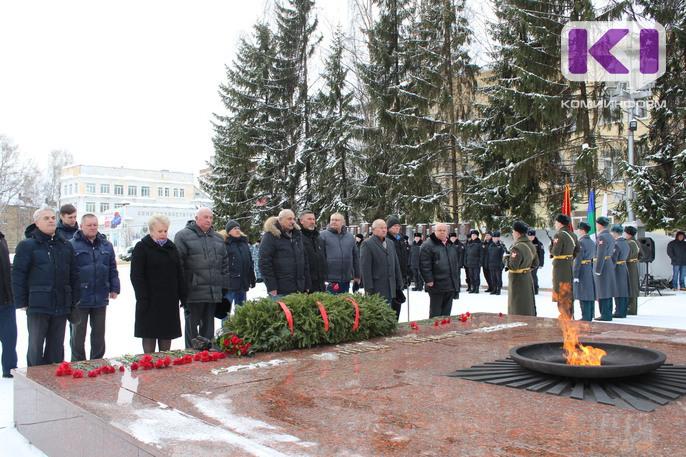 Поздравление Губернатора Рязанской области Николая Любимова сДнем войск государственной гвардииРФ