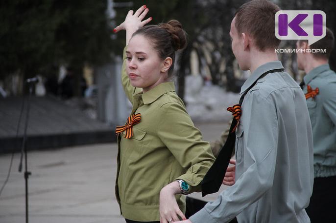 Вволгоградском гарнизоне репетируют парад Победы