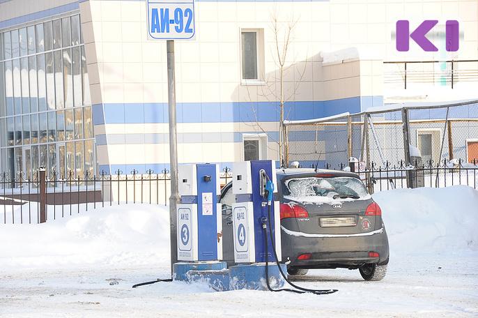 ВОрле средняя цена набензин достигла 40 руб. залитр