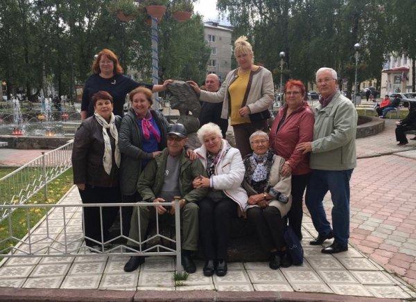 Ветераны Коми приняли коллег из Кировской области