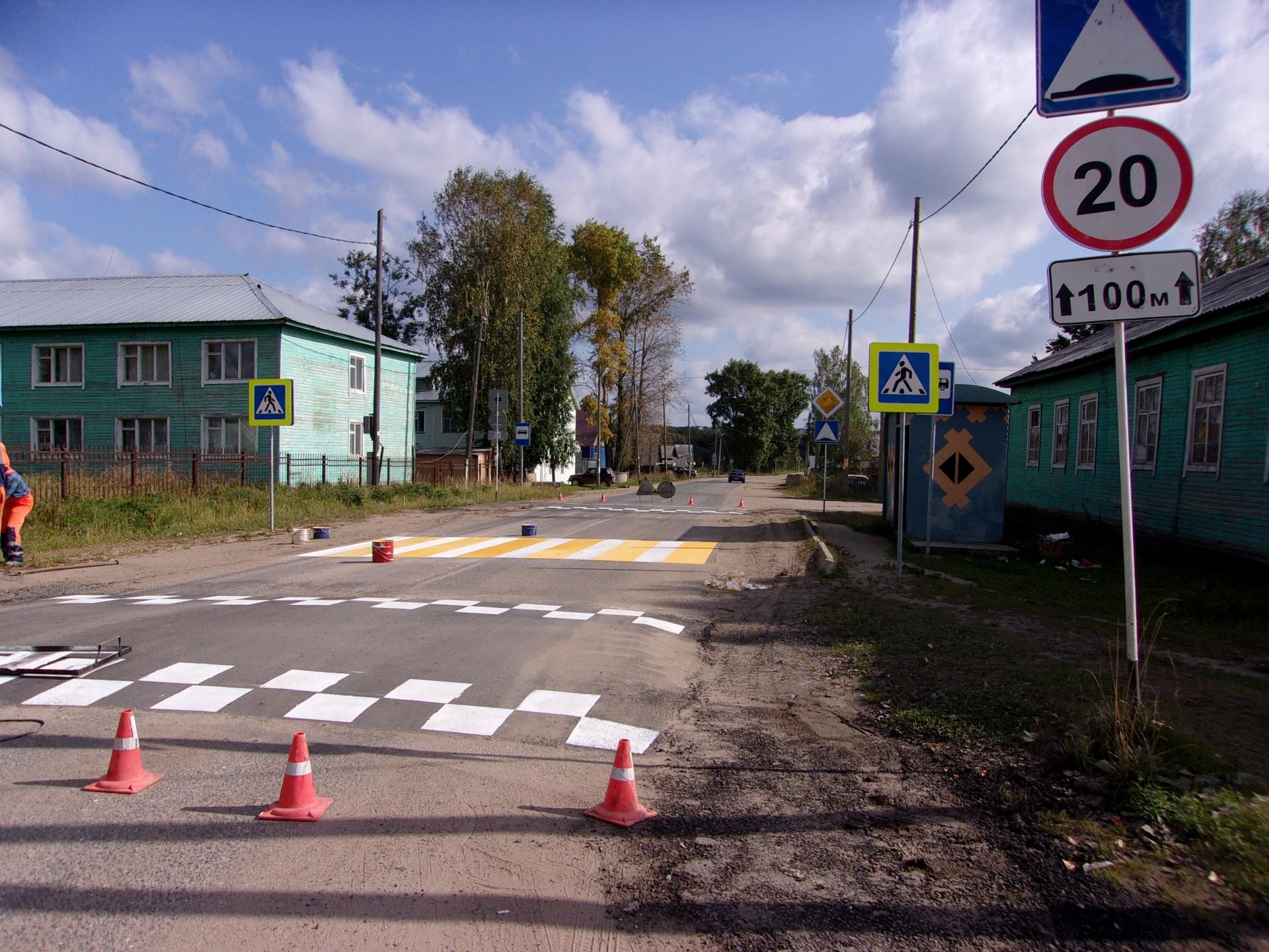 01-10-2019_Komi_reliz_V-Koigorodskom-i-Priluzskom-raionah-oborudovano-6-peschehodnyh-perehodov-Koidin-3.JPG
