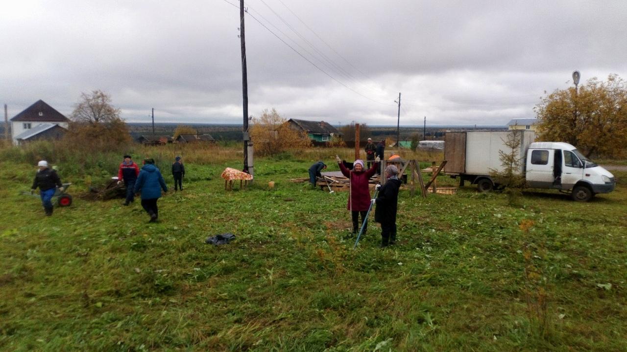 В Сыктывдине появится еще одна площадка для спорта и отдыха