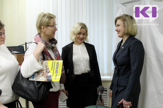 Наталья Хозяинова - первая в истории Сыктывкара женщина в кресле руководителя администрации
