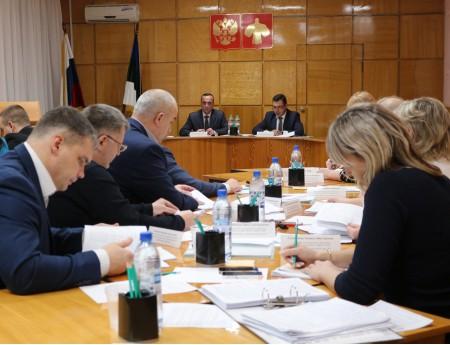 В Вуктыле приняли бюджет на ближайшие три года