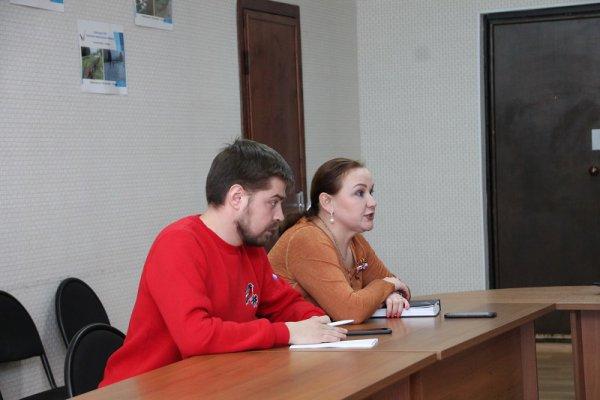 В работу волонтерского штаба ОНФ в Коми включились предприниматели Сыктывкара