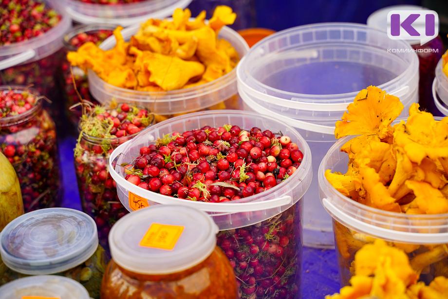 Коми экспортирует иван-чай, грибы и ягоды в Италию ...