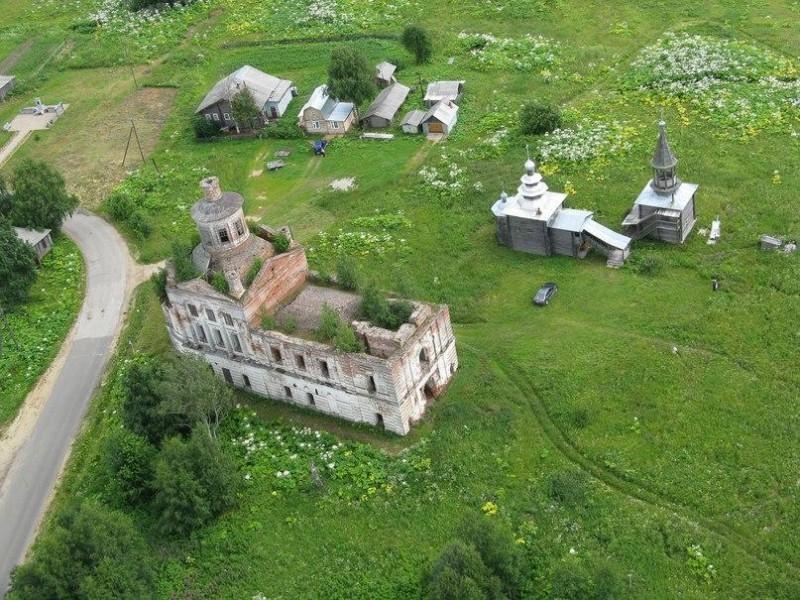 Древнейшее поселение коми - село Вотча Сысольского района