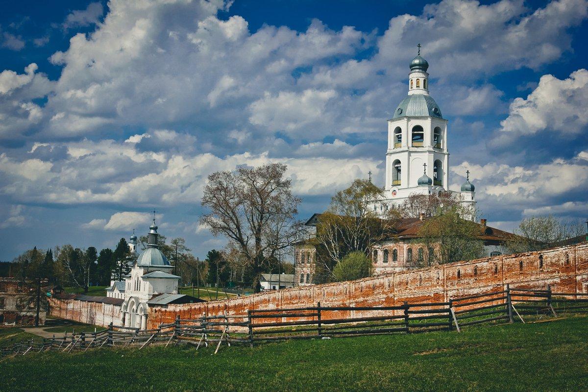 Троице-Стефано-Ульяновский мужской монастырь