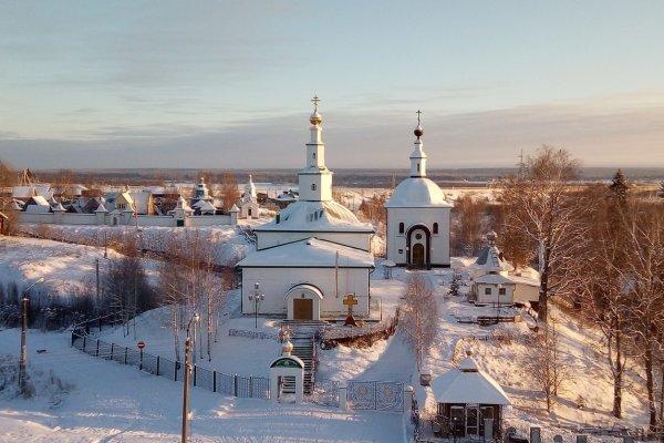Михайло-Архангельский Усть-Вымский монастырь