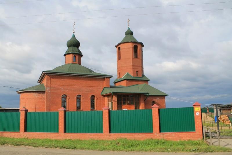 Старообрядческий храм Николы Чудотворца в с.Усть-Цильма