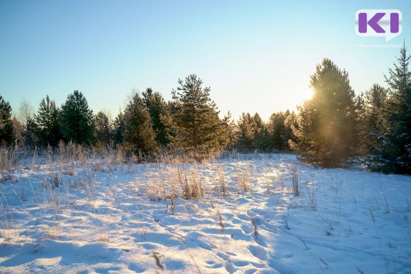 Аномально холодная погода в Коми продлится до 16 января ...