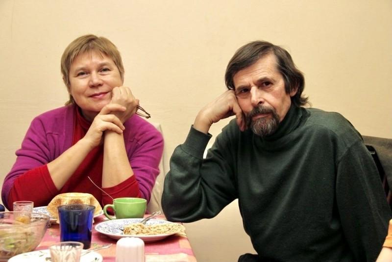 Елена Габова и Пётр Столповский привились от коронавируса