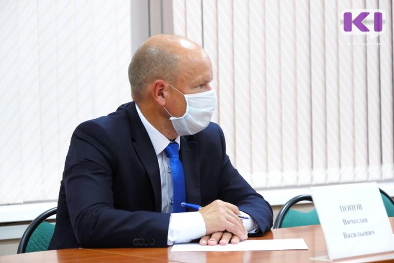 Вячеслав Попов завершил вакцинацию от коронавируса