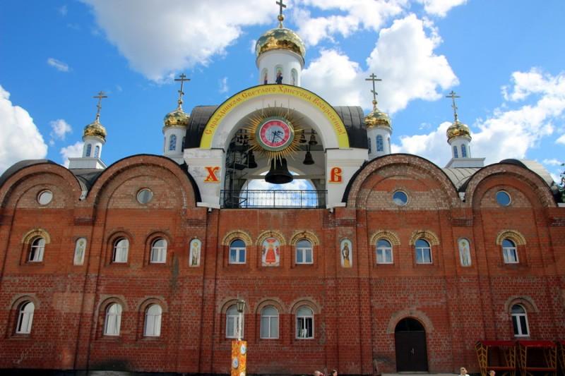 Единственная в России IT-звонница дала концерт в Сыктывкаре в честь Дня России