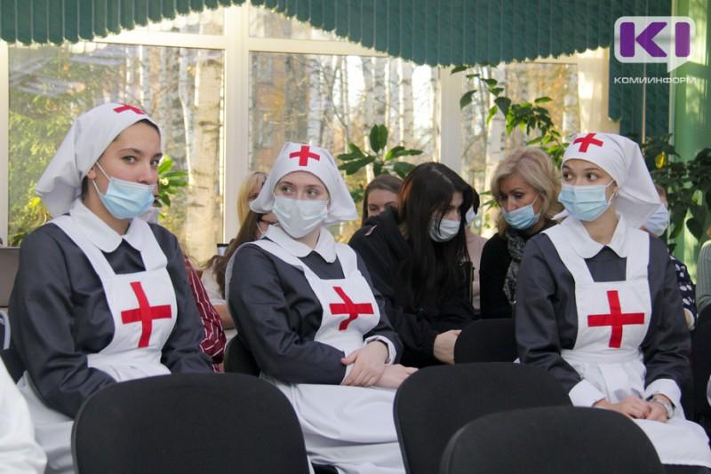 В Коми на базе сыктывкарского медколледжа впервые будут обучать сестер милосердия